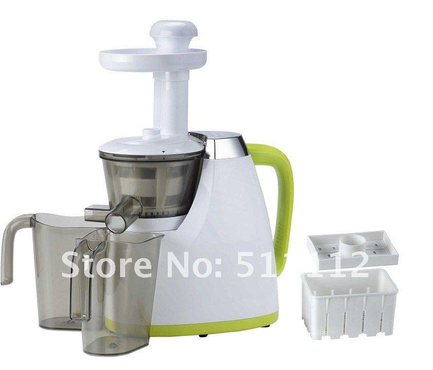 Best Seller Slow Juicer : 2017 Best Selling Top Quality Low Speed Screw Type Juicer Slow Juicer Silent Juicer From ...