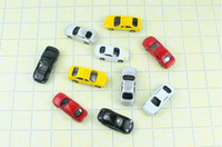 Wholesale Z SCALE scale miniature car CB200 for scale model train layout Z scale