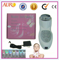 Wholesale Promotion color mini facial photon led skin rejuvenation beauty salon equipment Au