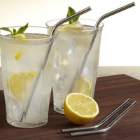 Wholesale 1000 Stainless Steel Drinking Straw Straws Metal