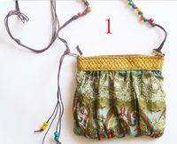 Wholesale Cheap Handbag Women Bohemia Boho Cross Bag Chiffon colors B17