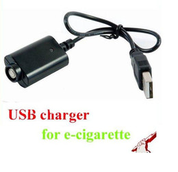 Low Price USB Charger for EGo Batteries eGo-T eGo-C Fit 650mAh 900mAh 1100mAh 1300mah E-Cigarettes Adapter Charger