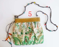 Wholesale Bohemia Handbag Cheap Lady Cross Body Bag Chiffon colors New Arrival Cheap B17