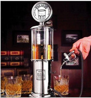 Metal ECO Friendly  1000CC Capacity Silver Finish Liquor Pump! Beer Machine Liquid Shots Gun Gas Station Dispenser Beverage Machine Mini Water Dispenser Free Sh