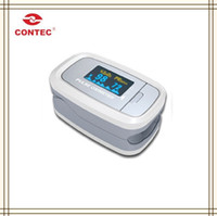 Wholesale CONTEC New Arrival CMS50D1 Digital Ecectric Portable Home Use Fingertip SPO2 Monitoring Pulse Oximeter