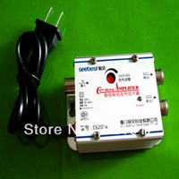 Wholesale TV Signal Booster Cable AMP Amplifier CATV Output New