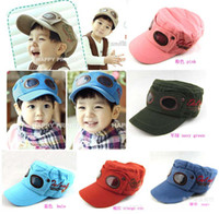 Wholesale Fashion Multicolor Ball Cap Sun Hat Baby Baseball Hat Children s Autumn And Winter Caps Boys And Girls Cute Embroidered Canvas Hats Kids Cap