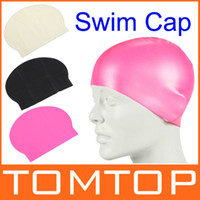Wholesale Durable Stylish Sporty Latex Swimming hat flexibility Swim Cap hat H8330