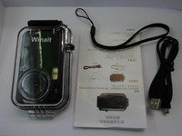 Wholesale S New Smart Arrival Winait Mini Digital Waterproof Camera