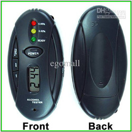Wholesale Digital LCD Alcohol Analyzer Breath Tester Breathalyze S300