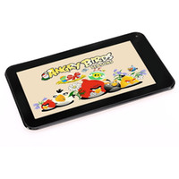 Wholesale Hot Q88 Allwinner A20 quot Inch Android Dual Core GB MID Tablet PC Dual Camera WIFI MB
