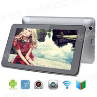Wholesale Android Tablet DuaL Camera inch VIA VIA8880 Dual Core Android OS M G Dual Camera P MID WM8880 V7