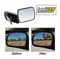 Wholesale Total View Adjustable Blind Spot Mirror Car Auto Rearview Mirror