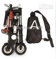 Wholesale 8 inch folding bike mini bike portable bicycle basket tool to send backpacks