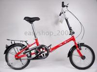 Wholesale Mall rat brand inches of quality ash folding bike folding bike bike