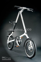 BMX Bikes mini bikes - Rieter speed inch aluminum alloy folding bike folding bike mini bike abike strida Exercise Bike
