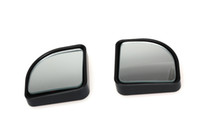 Wholesale Wide Angle Round Blind Spot Side Rearview Mirror Rear View Auto Car Pair