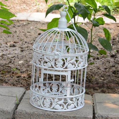 Pictures of decorative bird cages fashion birdhouse brand for Cage a oiseau decorative