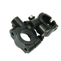 Wholesale 2x Universal Motorcycle quot Handle Bar Mirror Mount Holder Adapter mm Thread