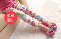 5pcs Girls Leggings Children Leggings for Summer Fashional L...