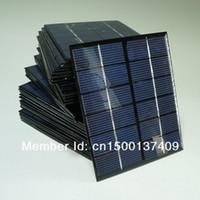Wholesale 2W V Solar Cell Polycrystalline Solar Panel Solar Module DIY Solar Charger