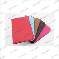 Wholesale LLFA755 protective leather case cover for Lenovo A2109 inch