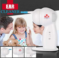 Wholesale New arrival WAXVAC Wax Vac Deluxe Model Cleaner CORDLESS Safe Clean Dry Ears