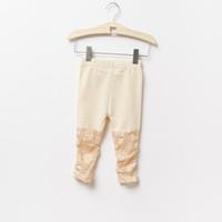 baby girl kids tutu skirt fancy dress lace pants lace leggin...
