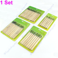 Cutting Tools   New Wood Handle Carving Mini Chisels Tool Kit Carpenters DIY Handy Tools Set