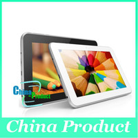 Wholesale Ainol Novo Rainbow Cheap Boxchip A13 GHz tablet pc Capacitive MB GB Front Camera Android Drop Ship