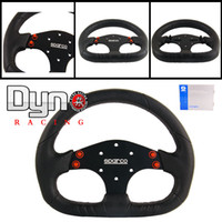 Wholesale Personalized sparco automobile race steering wheel modified steering wheel steering wheel inch