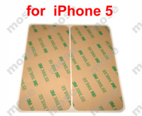 Wholesale M Adhesive Sticker for iPhone5 of LCD touchscreen bracket frame