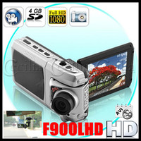 Wholesale F900 Car DVR H HD Lens x Digital Zoom Car DVR recorder night vision F900LHD Car black box