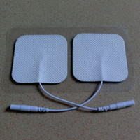 Wholesale Electronic muscle stimulator replacement pads electrotherapy