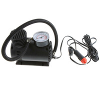 electric tire inflator - Portable Car Auto V Electric Air Compressor Tire Inflator PSI H675