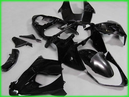 All Gloss black ABS fairing kit for kawasaki Ninja ZX-9R 2002 2003 ZX 9R 02 03 bodywork ZX-9 fairings kits 9R15