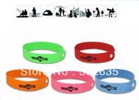 Cheap Free shipping Wholesale 6000pcs lot Mosquito insect anti bracelet band baby writstband Repellent Bracelet