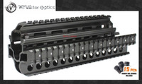Wholesale SAIGA X39 Tactical Picatinny Handguard Quad Rail System Mount SG39 Free x Rubber Covers