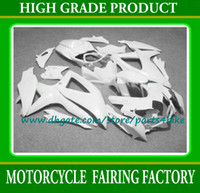 gsxr 600 fairing - Popular glossy white SUZUKI fairing set GSXR GSXR bodywork K8 GSX R600 customize fairings kit with gifts