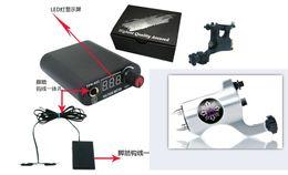 Wholesale kit018 motor machine the best tattoo machine kit best selling