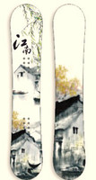 Wholesale quot Mo quot style men s bamboo snowboard from MoWave