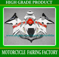 abs body kit - With gifts red black white papular fairings body kit for YAMAHA YZF R6 body work parts YZF R6 ABS plastic fairing set