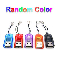 Wholesale S5Q USB Micro SD Memory Card Reader Adapter For Macbook PC Laptop Phone AAAAAA