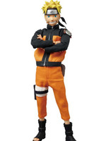 Wholesale Naruto Shippuden Medicom Project BM Action Figure Naruto