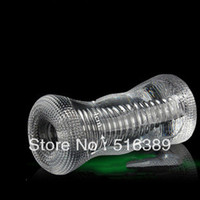 Man Hand Free dia6.5*15cm 6.5*15cm luxury 3rd generation 3D wavy hole dildo exercise device fleshlight masturbator sex toy for men male toy