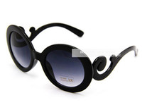 Wholesale Newest Brand New Retro lady gaga vintage brand sunglasses women Fashion Floating clouds glasses UV400 CE DT0181