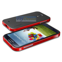 Wholesale 2013 New Selling Bumblebee SPIGEN SGP Neo Hybrid Phone Cases For Samsung Galaxy S4 Flydream