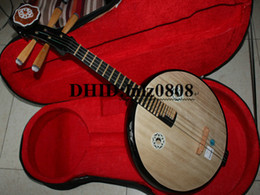 NEW Zhong Ruan withcase HOT SALE Chinese musical instrument Free shipping