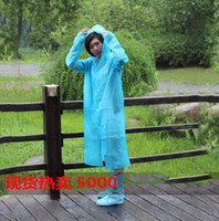 Wholesale outdoor tourism thicker translucent raincoat windbreaker Korean fashion raincoat poncho non disposable