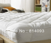 Wholesale silk mattress silk filled CM kg silk winter mattress topper